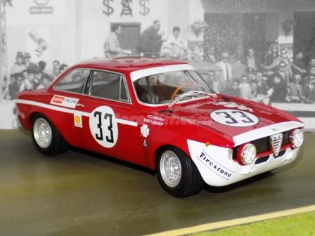 Alfa Romeo GTA 1300 Junior 4H Jarama 1972