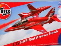 Avião Red Arrows Hawk