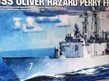Barco USS Oliver Hazard Perry FFG-7
