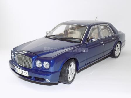Bentley Arnage azul de 2004