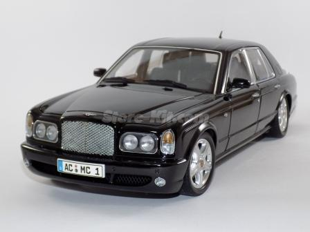 Bentley Arnage R-2002 preto