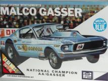 Carro Ford Mustang Malco Gasser