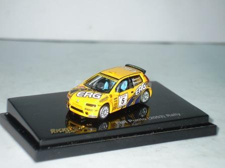Carrom Fiat Punto 2005  Rally