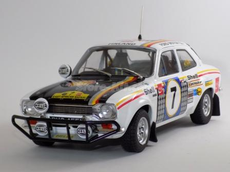 Ford Escort MK-I RS 1600 1972 Rally Safari