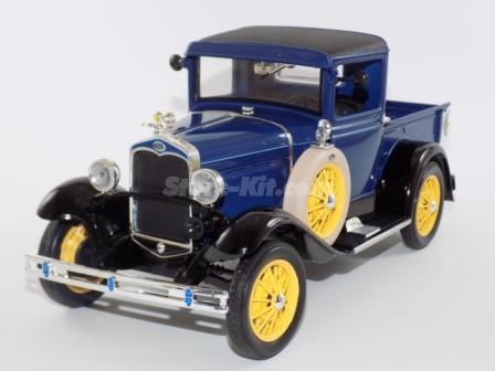Ford Model A Pick-Up 1931 azul/Amarela