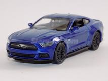 Ford Mustang GT 2007 azul
