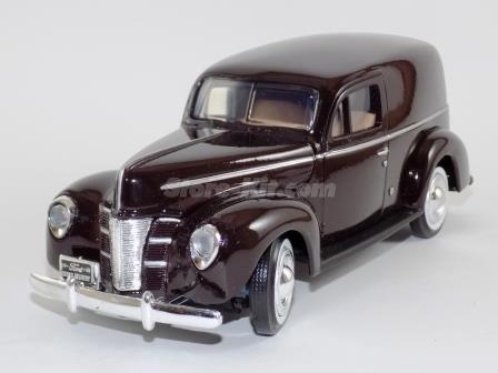 Ford Sedan Delivery 1940 Bordeux