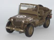 Jipe Williams 1/4 2º Guerra Mundial