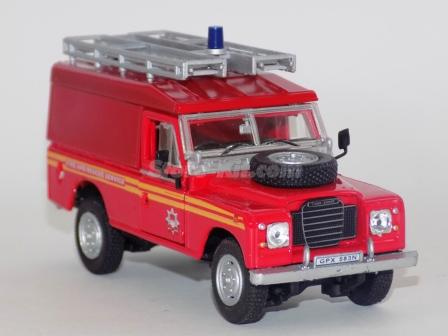 "Land Rover 109 Serie III "" Fire and Rescue"""