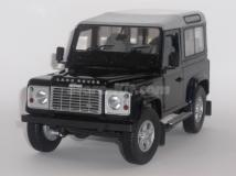 Land Rover Defender 90 Station Wagon azul