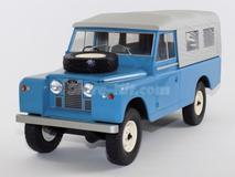 Land Rover Serie II 109 Pick-Up azul