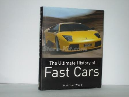 WWW.Livro The Ultimate History of Fast Cars