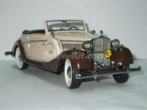 Maybach SW 38 Hard Top de 1937  creme/café