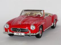 Mercedes-Benz 190SL de 1955