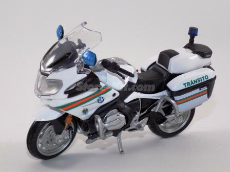 "Mota BMW R/1200 RT "" Brigada de Transito"""