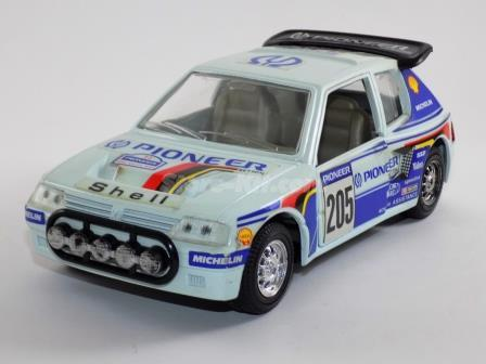 Peugeot 205 Turbo 16V Safary