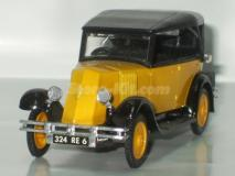 Renault de 1927 Hard Top