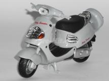 Scooter Old 125 cinza