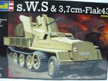Tanque Half Track SW.S 3.7 Flack
