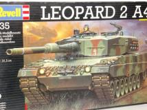 Tanque Leopard 2 A4