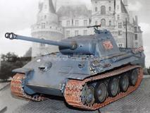 Tanque Panther  (R/C)
