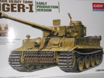 Tanque Tigre-I Early Version