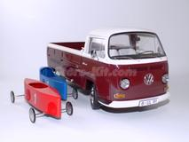Volkswagen T-2 Pick-up de 1971 + bolides